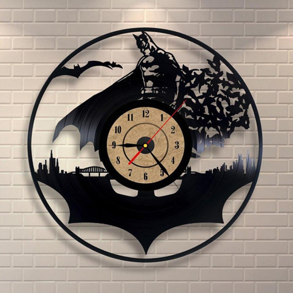 Настенные Бэт-часы
