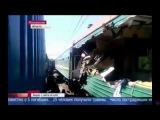 железнодорожное  происшествие  в Подмосковье  20,05,2014