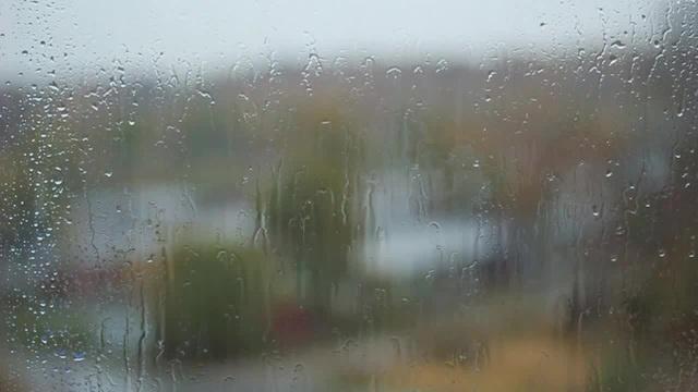 Дождь затянулся