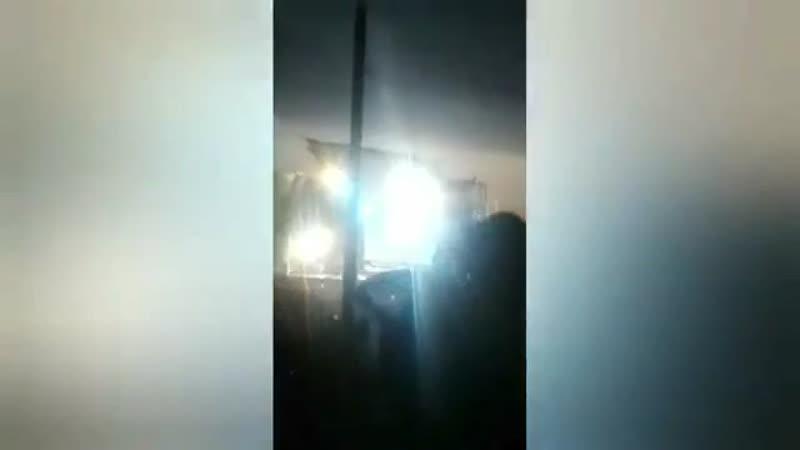 Буревій зніс дах сцени Kozak Fest