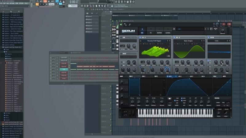 Academy.fm - Creating a Dubstep Drop in FL Studio