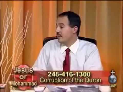 Muslimischer Anrufer kann einem Christen nichts antworten || Muslim gegen Christen