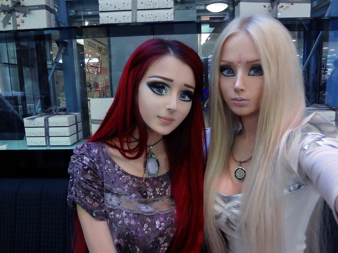 Валерия лукьянова и ее макияж