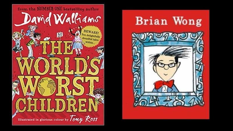 David Walliams - The World's Worst Children - Brian Wong who was Never Ever Wrong