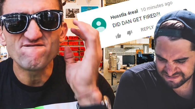 What actually happened with Casey Neistat!