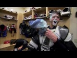 Mic'd Up: Dustin Tokarski gets a pie in the face
