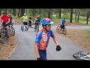 Мастер-класс техничной езды на велосипеде