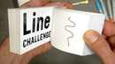 Flipbook LINE Challenge - What can I do with just a line