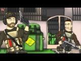 Друзья по Battlefield: Мусорщик (2 Сезон 6 Серия)