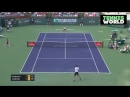 Теннис ATP Индиан Уэллс Хард Федерер Роджер Шарди Жереми 2 0 7 5 6 4