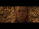 Gandalf talks in black speech at Elrond Council. 4K60fps