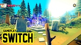 AWAY JOURNEY TO THE UNEXPECTED   13 Minutes GAMEPLAY Upcoming Nintendo Switch Games   2017