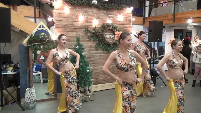 Апарима Tamari'i No Tahiti хореография Leolani Gallardo -