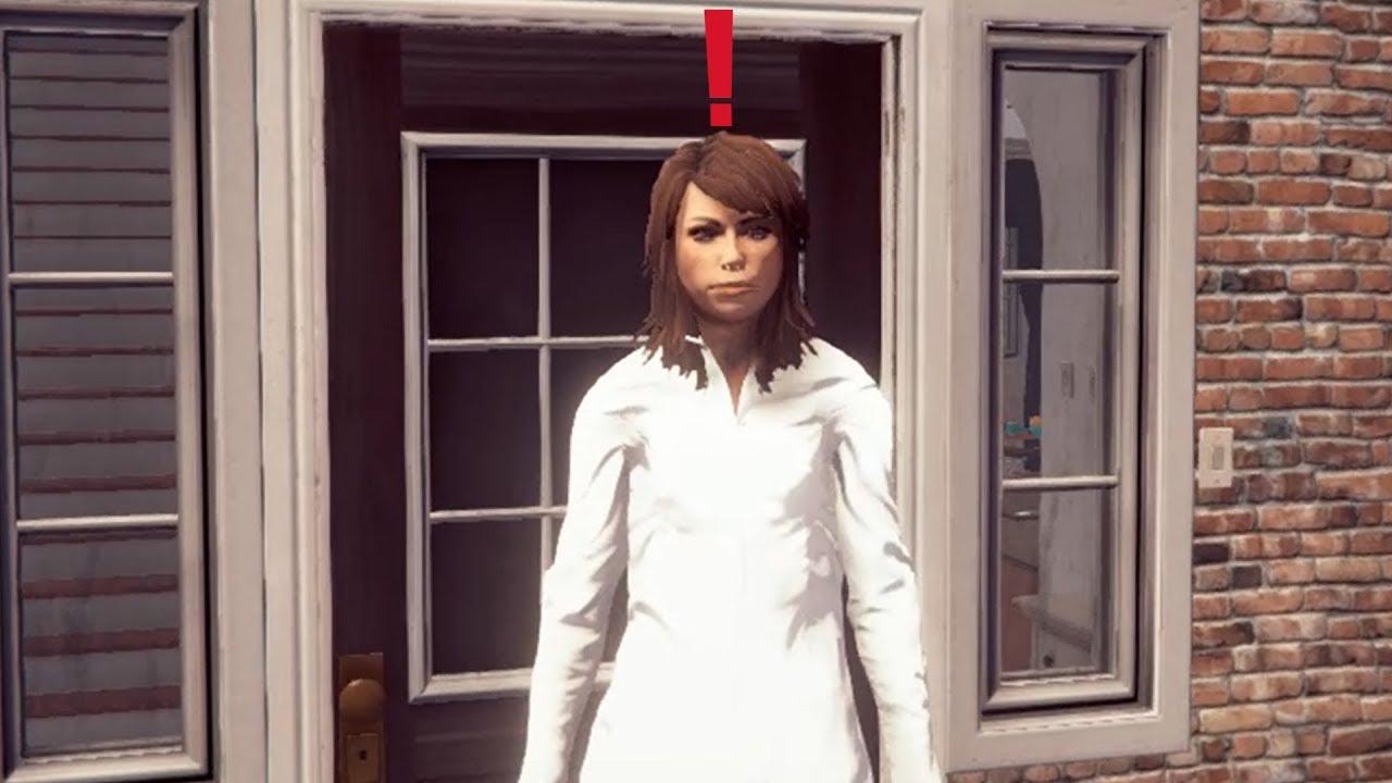прохожий в Thief Simulator