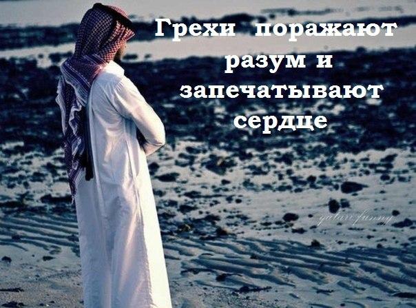 Не разглашайте свои грехи