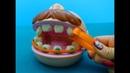 Pâte à modeler Dentiste Dr Drill N Fill Jouet Play Doh en Français. Jeux pour les enfants