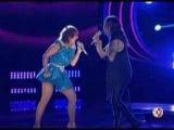 Juan Carlos Cano ganador de la Voz Polonia canta junto con Alejandra Guzman en la Voz Mexico 2014