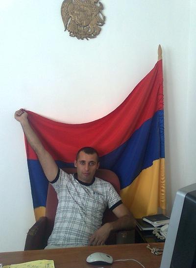 Arsen Bagratyan, 25 февраля , Минск, id112222889