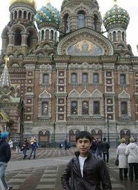 Ферузбек Фарходов, 14 января 1994, Санкт-Петербург, id186663755