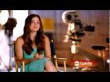 Pretty Little Liars-Lucy Hale talks about season finale and halloween episode season 4