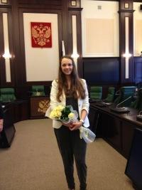 Дарья Сереброва