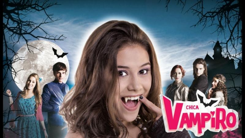 Девочка-вампир 63 серия
