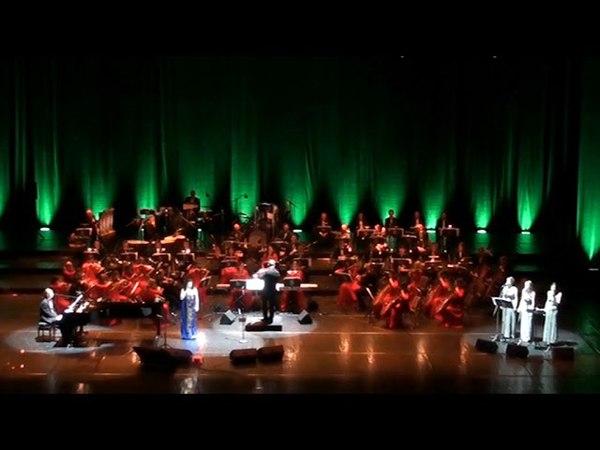 Тамара Гвердцители Herio Bichebo сольный концерт в Минске 18 04 2018 г