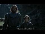 игра престолов 4 сезон 8 серия - Арья Старк истерика :D