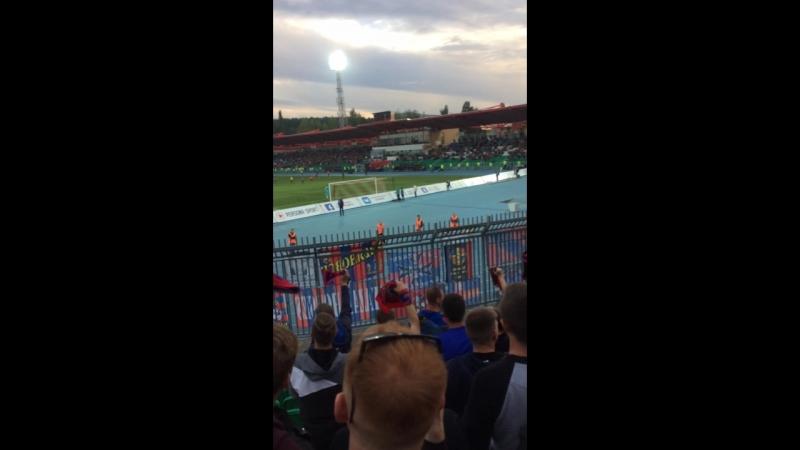 ЦСКА-Уфа