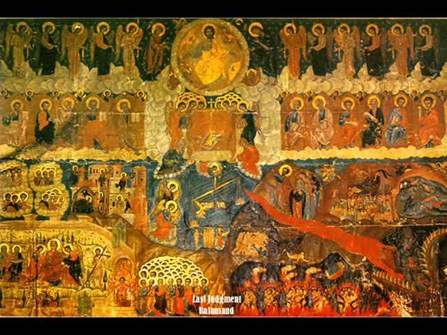 Blessed Art Thou O Lord - Ευλογιτάρια (Byzantine Chant) Pl. 1st Tone