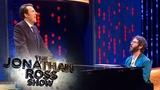 Josh Groban sings Trip Advisor reviews of Stonehenge and Westminster Abbey The Jonathan Ross Show