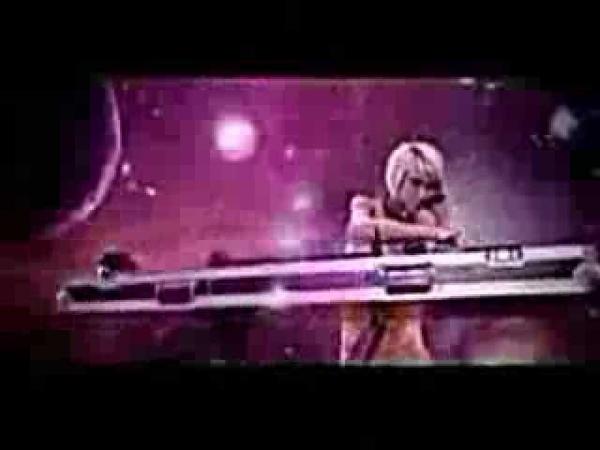 Chanel Saki Kaska = Mass Effect 2s Club Afterlife!