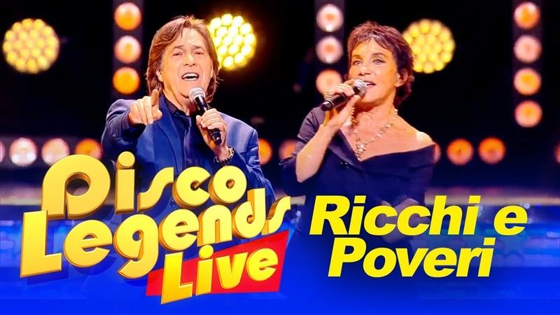 Ricchi e Poveri - Disco Legends Live - Concert