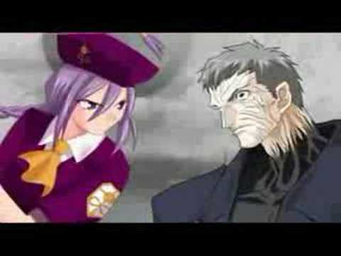 Melty Blood Full Opening