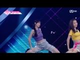 PRODUCE 48 | Ким Суюн - Jax Jones - Instruction (dance position) fancam
