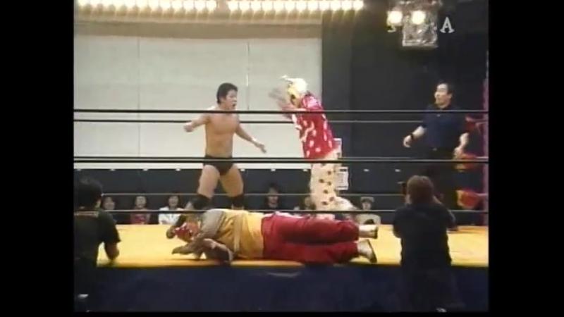 Osaka Pro 04/23/2005 Saturday Night Story