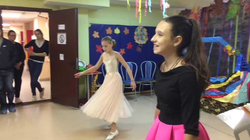 Выступление в Центре социальной реабилитации инвалидов и детей-инвалидов Приморского района Санкт-Петербурга