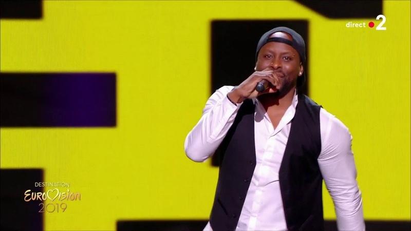 Doutson : Femme libérée - Cookie Dingler / Destination Eurovision 2019 - 2eme demi-finale