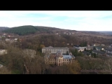 Коропецький палац Баден (квадрокоптер)