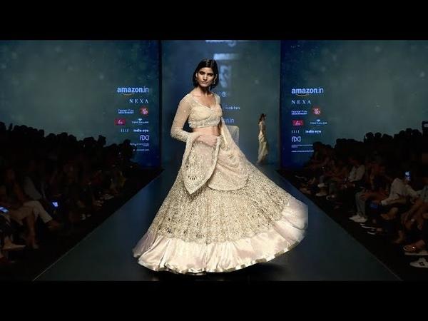 Rabani And Rakha | Fall/Winter 2018/19 | Amazon India Fashion Week