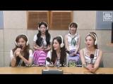 180825 Red Velvet @ KBS World Radio Arabic STAR Interview
