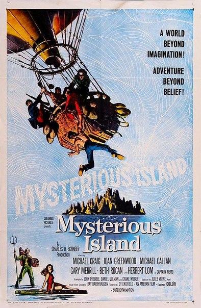 Ver La isla misteriosa Online