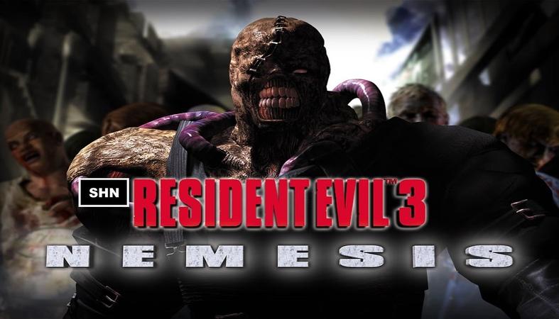 Resident Evil 3 Nemesis PSone HD 1080p Lets Play Walkthrough Longplay No Commentary