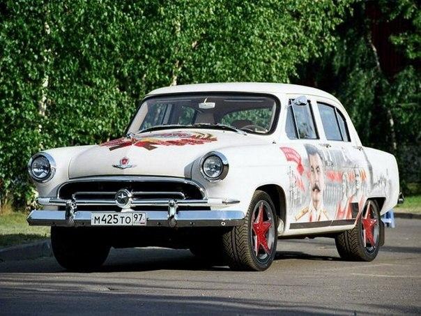 """2007 Р.А.Д. """"Volga-Cayenne"""" Тип кузова: 4-х дверный седан Двигатель: V8 4.5 L twin-turbo Мощность: 450 л.с. Крутящий момент: 620 Нм КПП: АКПП-6 Привод: полный Компоновка: переднемоторная Тип топлива: бензин Страна производитель: Россия"""