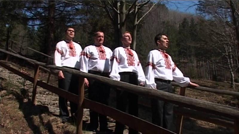 Українська народна-повстанська пісняОсінні квіти.Народний квартетЛегіт
