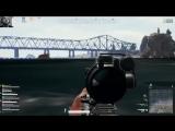 лайфхак как стрелять в воде PLAYERUNKNOWNS BATTLEGROUNDS | PUBG