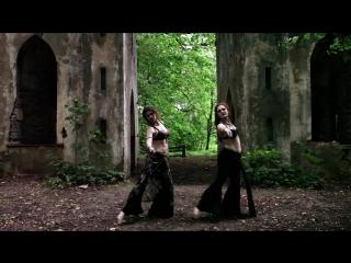 Ozzy Osbourne's Lay Your World On Me - Performance by Alina Alexandrova & Anna Dovgan