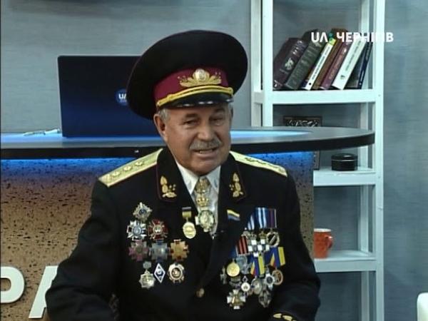 Петро Лобас представник ГО Українське реєстрове козацтво Ранок 13 10 2018