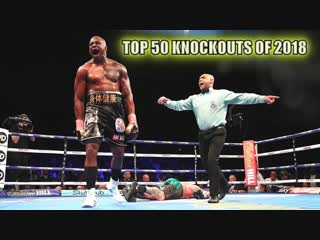 Boxings Top 50 Knockouts of 2018