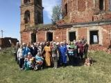 Тюбяк-Чекурча. Германовская церковь. 14 мая 2018 г.